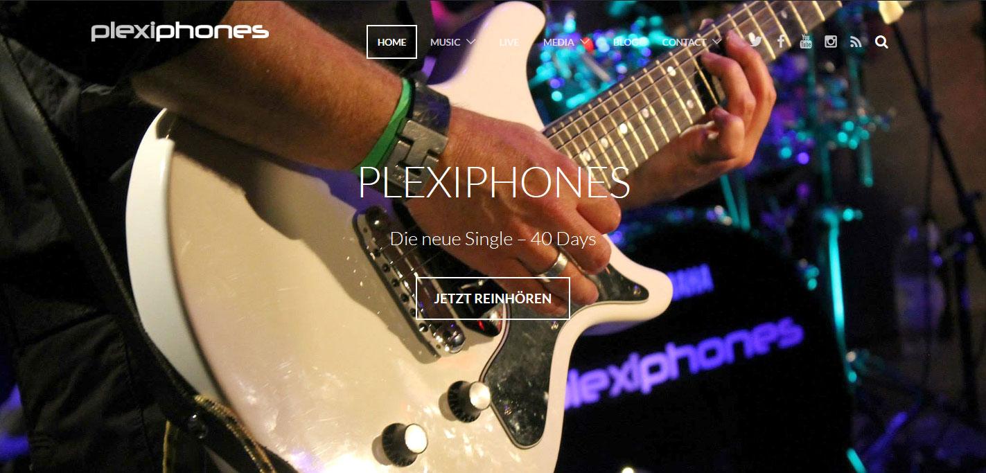 spicone-plexiphones-website